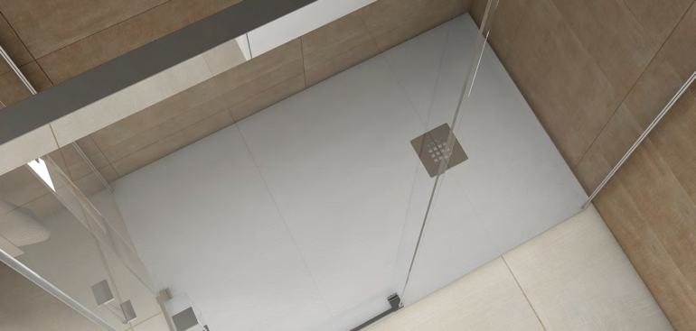 Tips para limpiar platos de ducha de resina