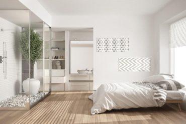Descubre todo lo necesario sobre los baños integrados en el dormitorio
