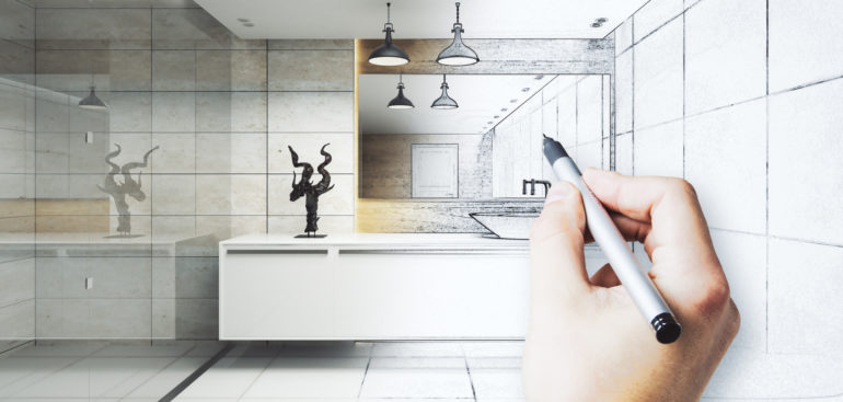 Reformas de baños pequeños, ¿qué tener en cuenta?