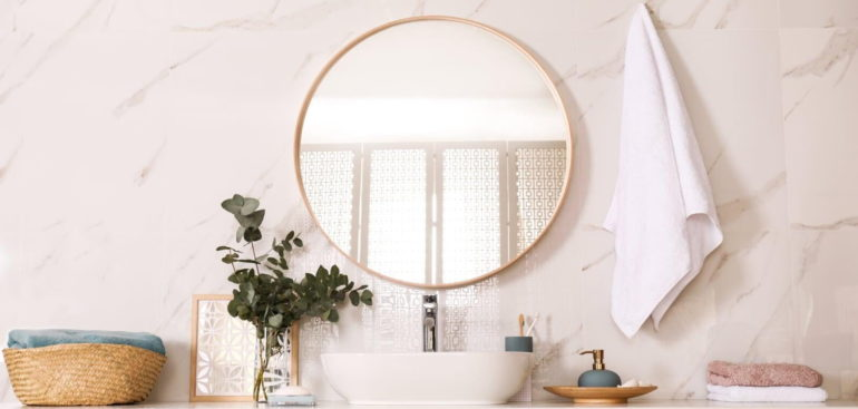Cómo elegir adecuadamente el espejo de baño
