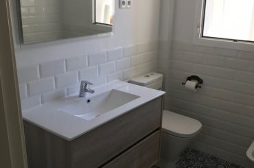Reforma de baño en Leganes y Alcorón