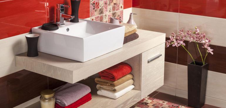 Tips para elegir los mejores muebles del baño