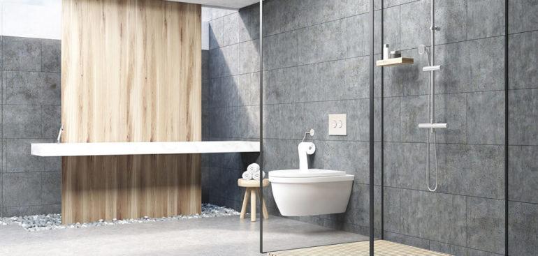 Cómo saber cuál es la mampara de ducha ideal para tu baño