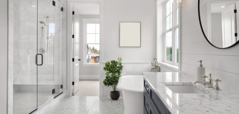 Baño moderno: cómo es un cuarto de baño del siglo XXI