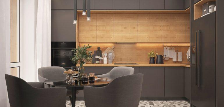 Reformas de cocina, electrodomésticos integrados o a la vist