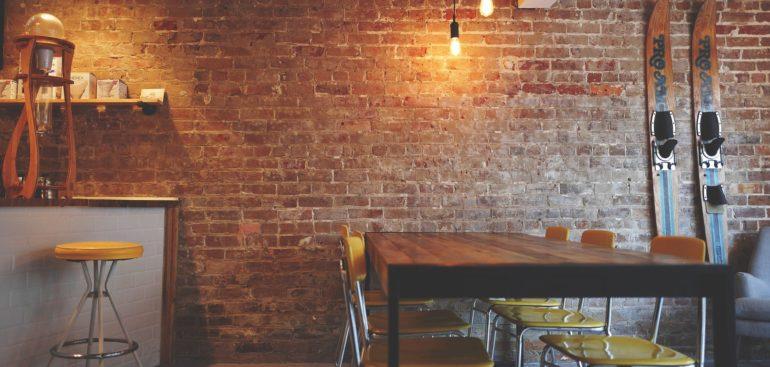 Paredes de ladrillos visto, la nueva tendencia en decoración